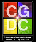 Christian Game Developers Conference - www.cgdc.org